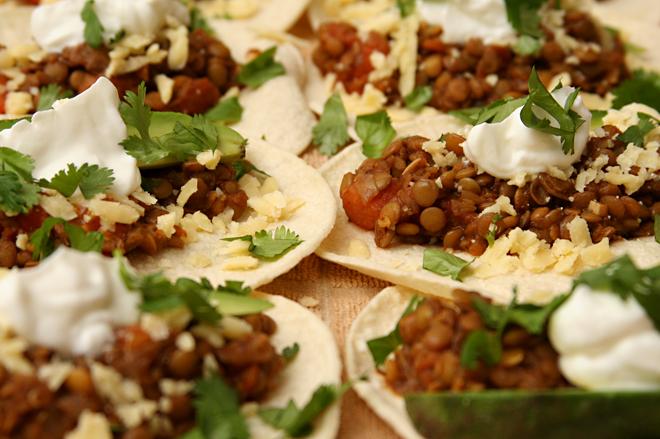 lentil tacos 5