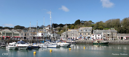 Padstow Harbour by Stocker Images
