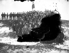 Group photo ca 1900-1922.