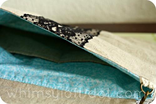 chandelier sling pouch