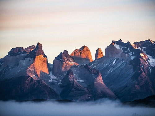 Torres del Paine -  National Park - Chile