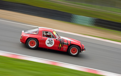 CSCC Swinging Sixties Series TVR Tuscan (Geoff Parkinson)