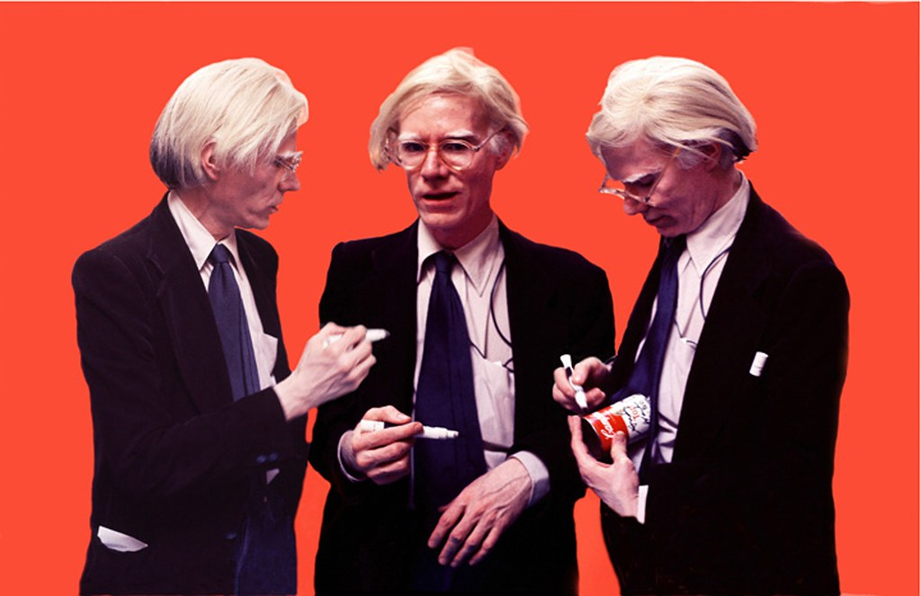 38 Andy Warhol The Signing