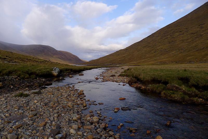 Looking towards Loch Monar