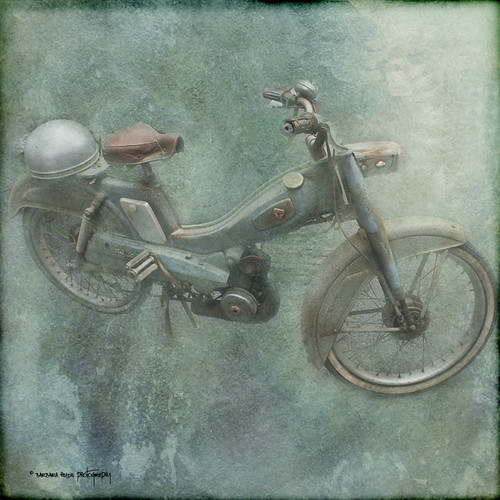 moped- mobylette
