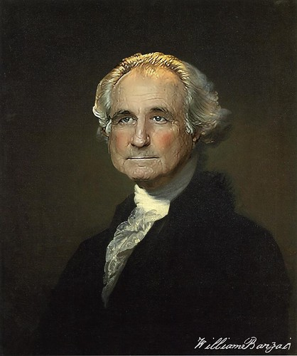 GEORGE WASHINGTON MADOFF by Colonel Flick