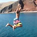 Charlee and Family's Vacation to Athens and Santorini