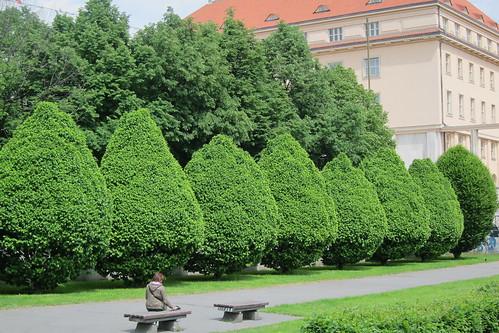 Prahan puistoja 2