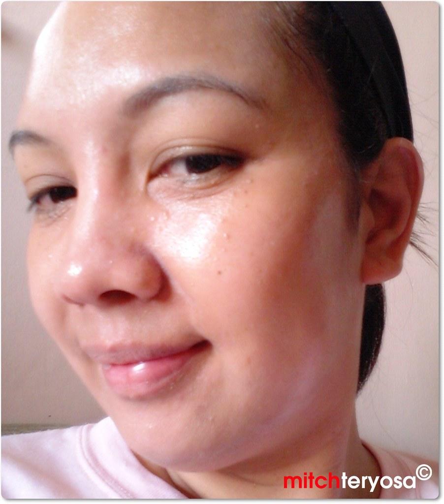 Home facial