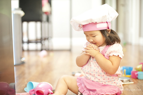 BLOG chef lily praying