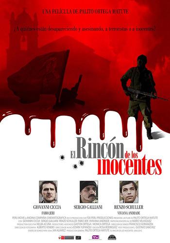 El rincon de los inocentes - afiche