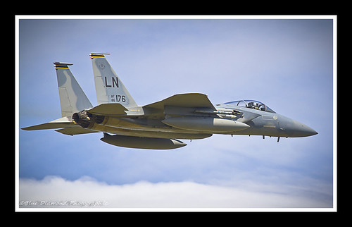 McDONNEL DOUGLAS F-15C STRIKE EAGLE