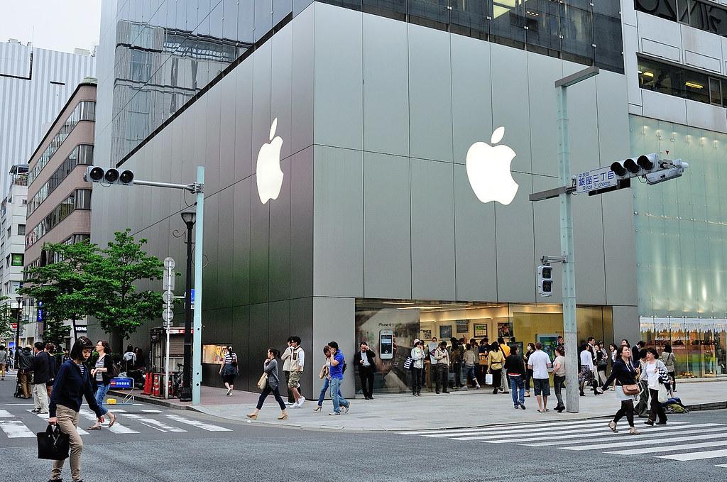 Apple Store 銀座店