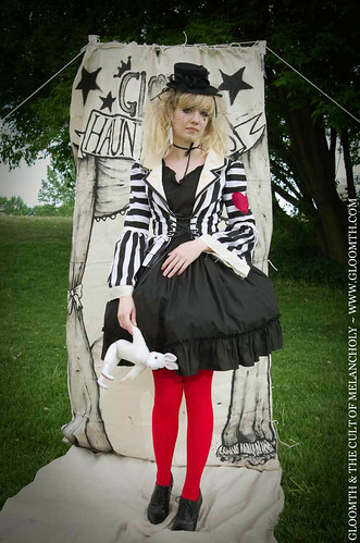 circus theme halloween costumes gloomth the cult of melancholy