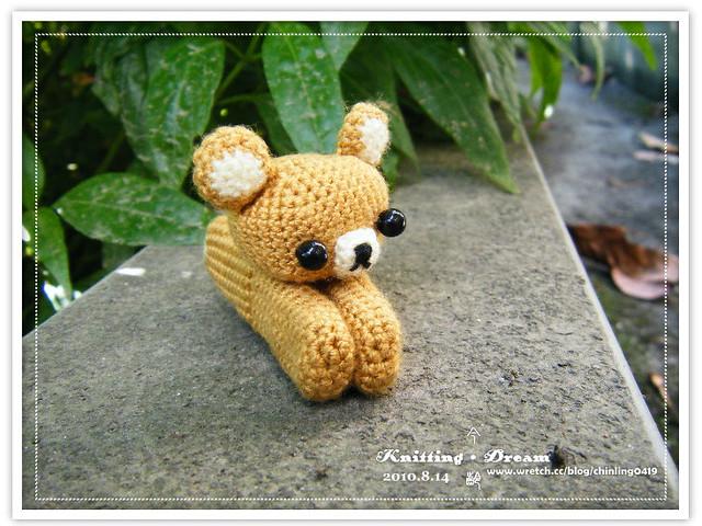 kuma熊夾子5