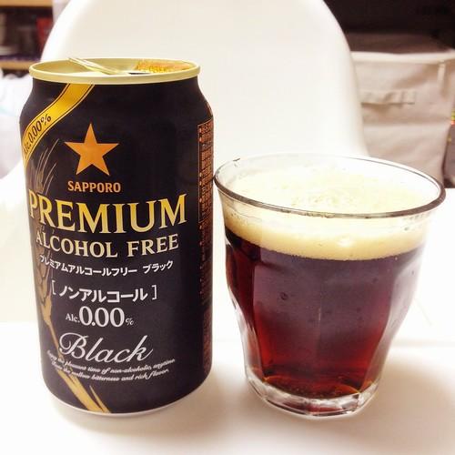 プレミアムノンアルコールフリー ブラック(サッポロ)