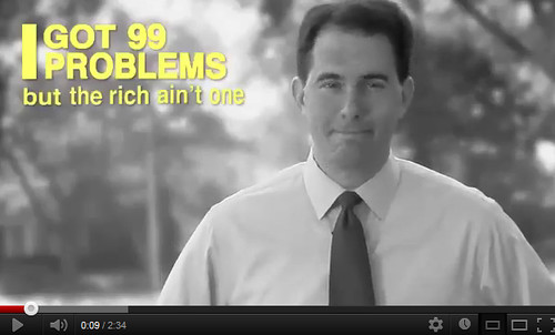 Scott Walker Has Ninety-Nine Problems