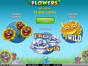 Flowers free spins