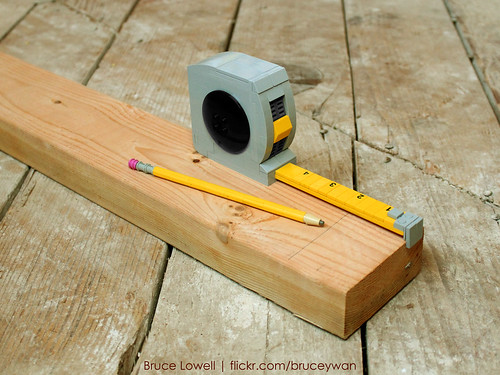 LEGO Tape Measure