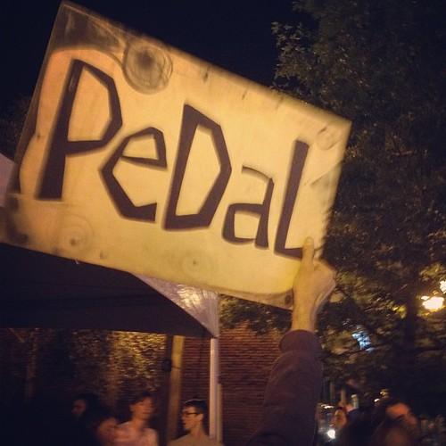 Pedal #bikemusicfest