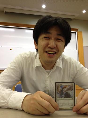 GPT Shanghai - Yoyogi Champion : Sugaya Hironobu