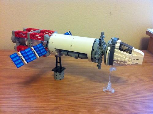 Lego USSF F/A-118 Cobra
