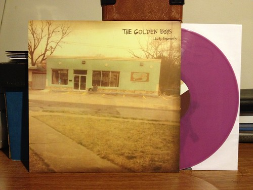 The Golden Boys - Dirty Fingernails LP - Lavender Vinyl (/100) by Tim PopKid