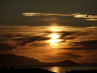 Ayr Sunset Billy Currie