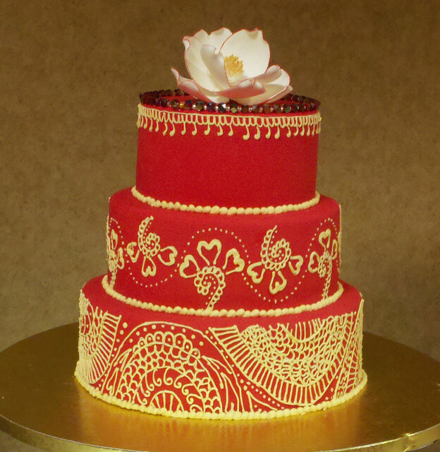 indian inspired wedding cakes for tracy a gallery on flickr 16403