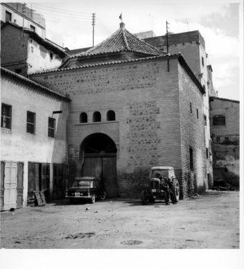 Salón Rico de los Trastámara en el Corral de Don Diego a mediados del siglo XX.