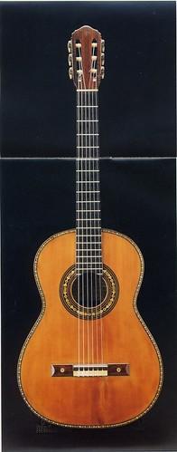 マヌエル・ラミレス製作ギター(1910年) by Poran111