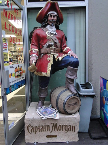 WikiThreads' photo of Captain Morgan.