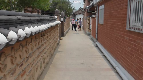 Walls of Jeonju