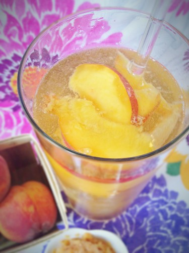 White Sangria w Peach-Almond 6