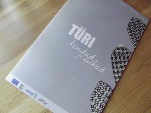 Turi mittens book