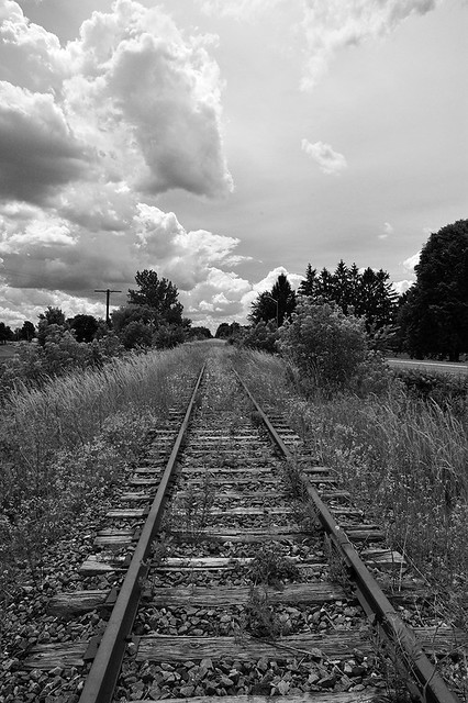 Going nowhere / Vers le grand nulle part