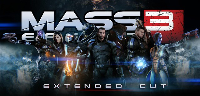 Mass Effect 3: Extended Cut Out Now