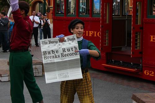 Red Car News Boys