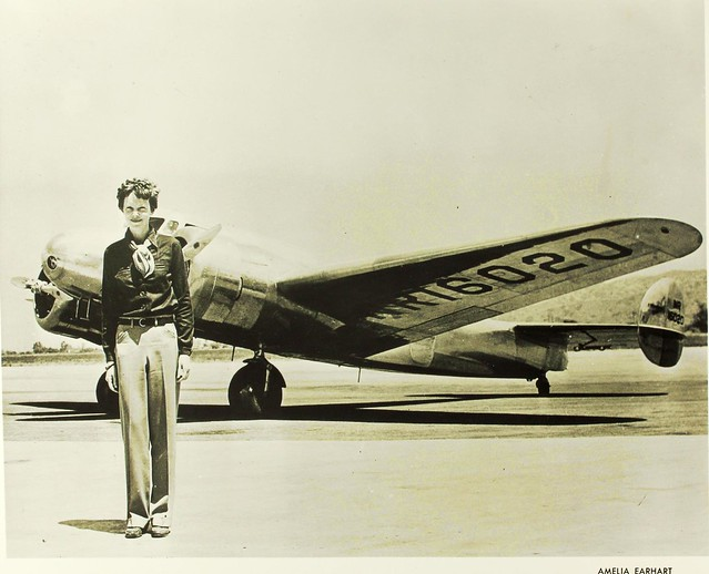 amelia ernheart News about amelia earhart commentary and archival information about amelia earhart from the new york times.