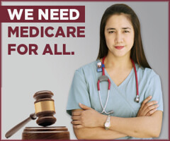 Let's get healthcare reform right with Medicare for All