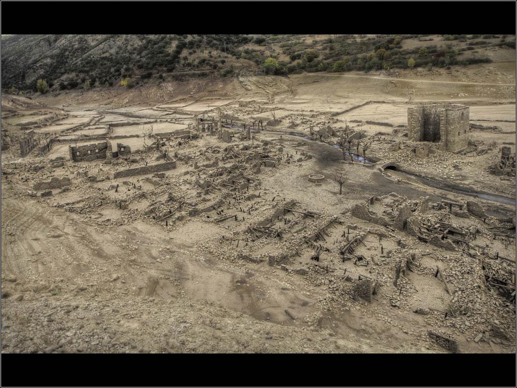 Ruinas de Mansilla - La Rioja