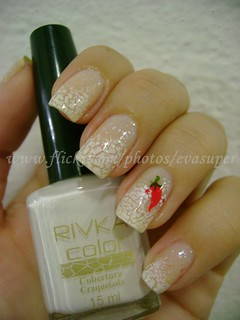 Anita - Rivka + Snow Globe - China Glaze