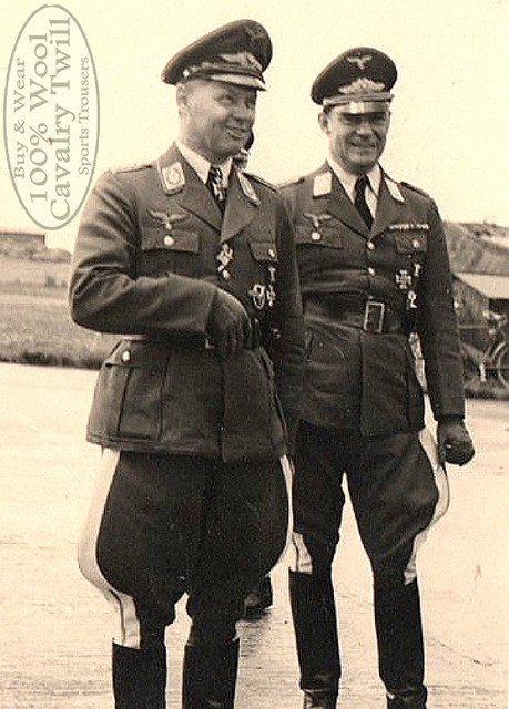 Luftwaffe Officer Uniform - Naked Wresting