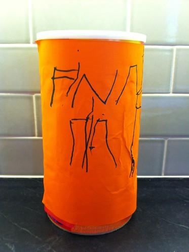 Finn's drum #1