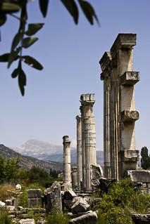 Obraz Temple of Aphrodite.