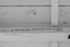 I Do Drugs Becaus IM Cool