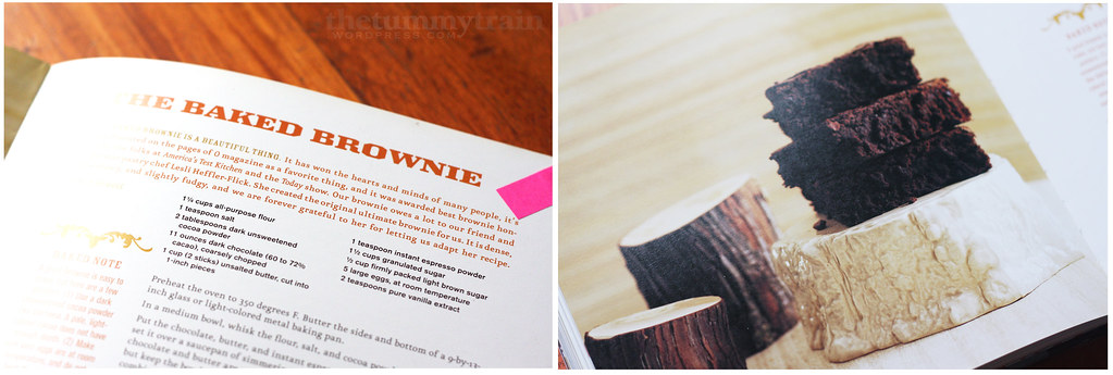 brownies in book