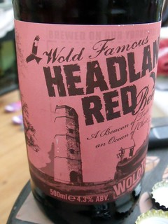 52 beers 4 - 44, Wold Top, Headland Red, England
