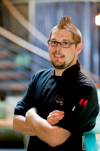 Executive Chef Todd Bright