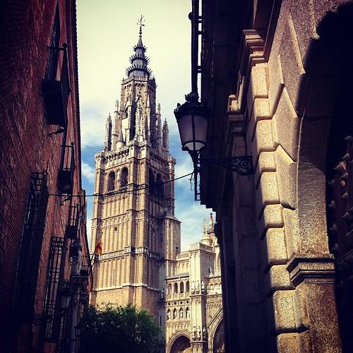 Típica foto de Toledo